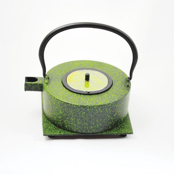 Heii Na 0.8l Eisenkanne grün