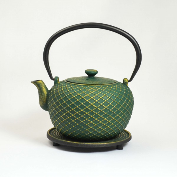 Yoyo 0.9l Teekanne Gusseisen