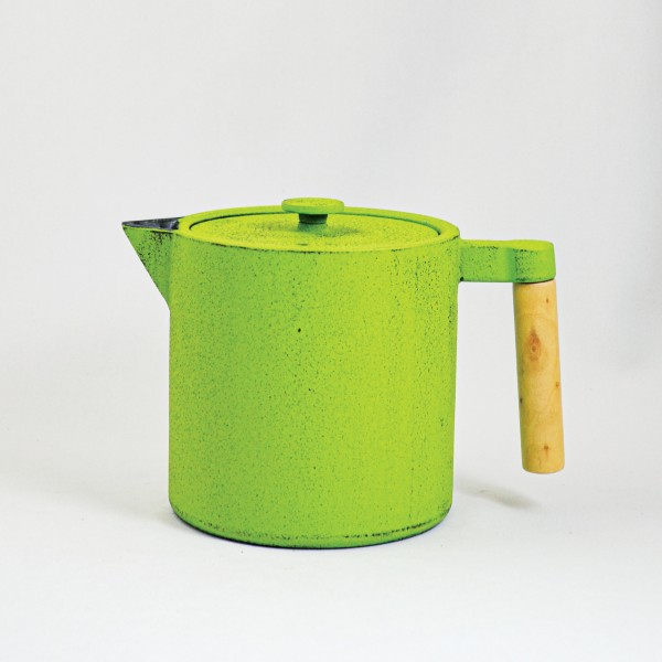 Chiisana 0.8l Teekanne Gusseisen