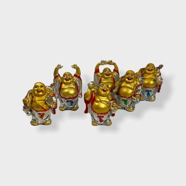 Buddha Set gold
