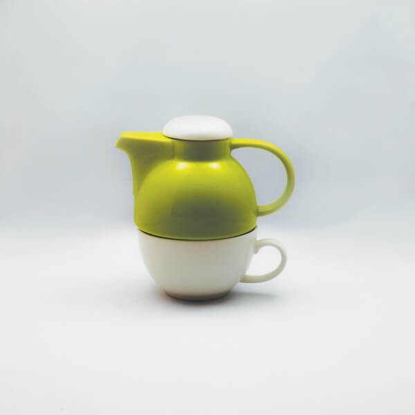 Tea 4 one Teekanne Porzellan