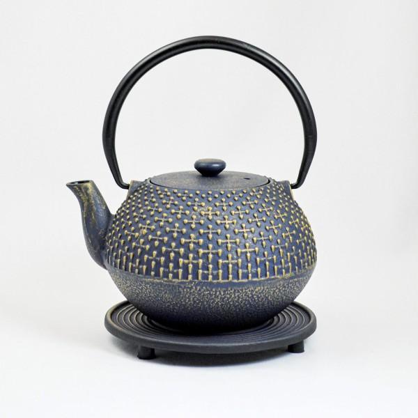 Hoshi 0.9l Teekanne Gusseisen