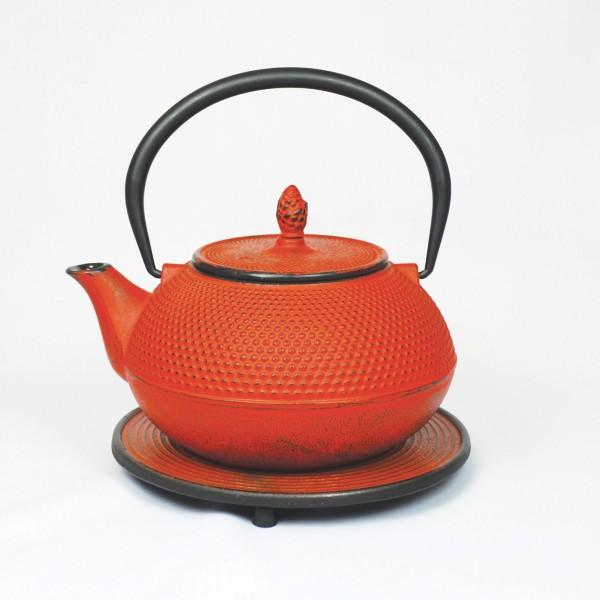 Basic 1.2l Teekanne Gusseisen rotton