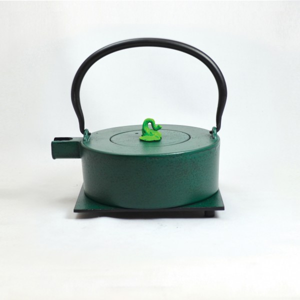 Heii Na 0.8l Teekanne Gusseisen Tiere