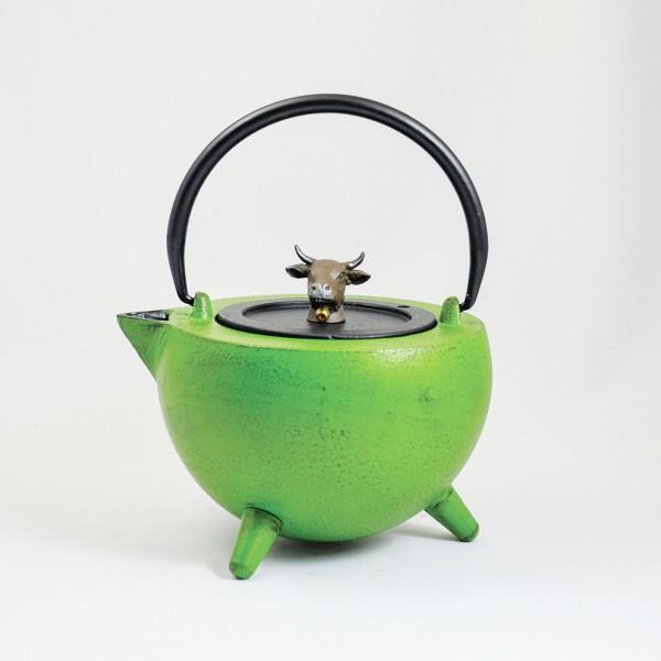 Pop 1.0l Teekanne Gusseisen